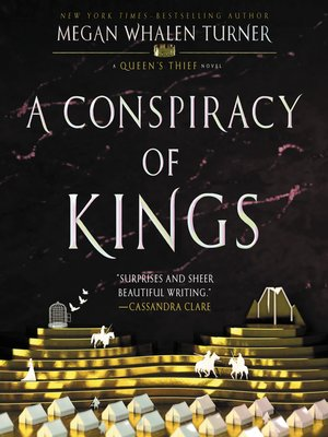 cover image of A Conspiracy of Kings