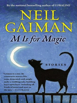 cover image of M Is for Magic