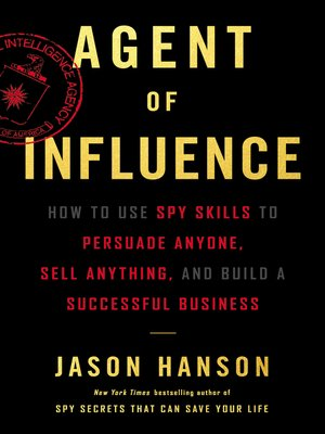 cover image of Agent of Influence