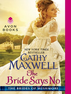cover image of The Bride Says No