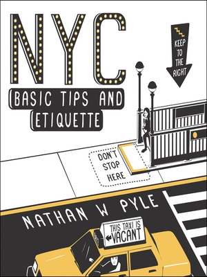 cover image of NYC Basic Tips and Etiquette