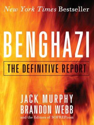 cover image of Benghazi