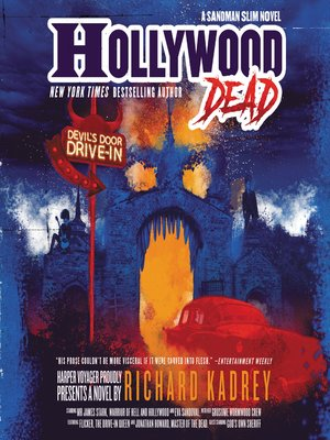 cover image of Hollywood Dead