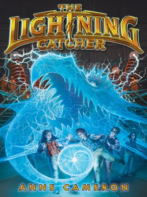cover image of The Lightning Catcher