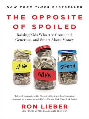 cover image of The Opposite of Spoiled