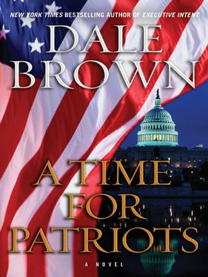 cover image of A Time for Patriots