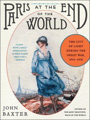 cover image of Paris at the End of the World