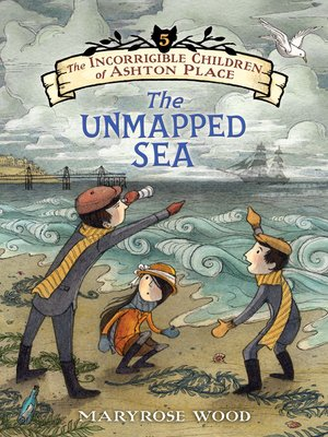 cover image of The Unmapped Sea