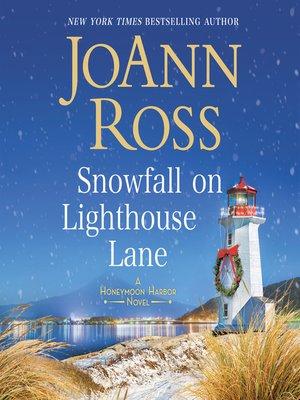 cover image of Snowfall on Lighthouse Lane