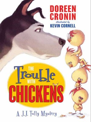 cover image of The Trouble with Chickens