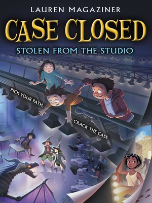 cover image of Case Closed #2