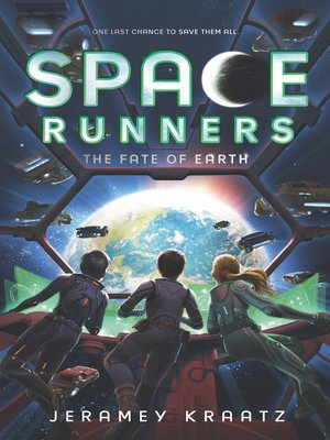 cover image of Space Runners #4