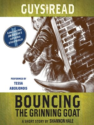 cover image of Bouncing the Grinning Goat