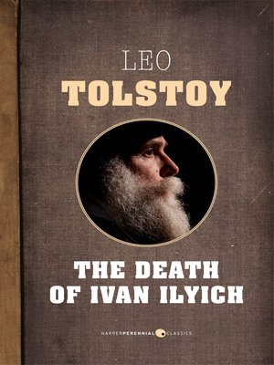 cover image of The Death of Ivan Ilyich