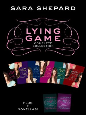 cover image of The Lying Game Complete Collection