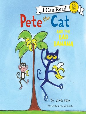 cover image of Pete the Cat and the Bad Banana