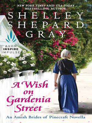 cover image of A Wish on Gardenia Street