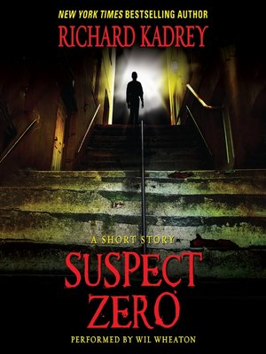 cover image of Suspect Zero