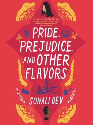 cover image of Pride, Prejudice, and Other Flavors
