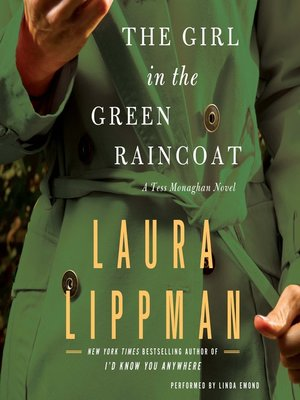 cover image of The Girl in the Green Raincoat