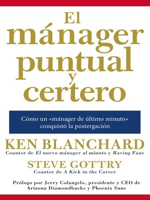 cover image of mAnager puntual y certero