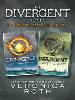 cover image of The Divergent Series Two-Book Collection
