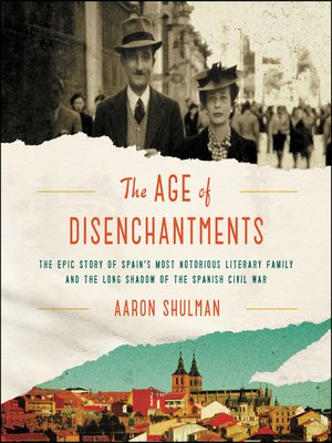 cover image of The Age of Disenchantments