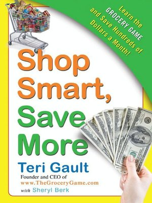 cover image of Shop Smart, Save More