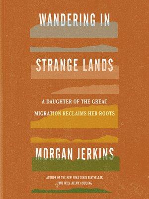 cover image of Wandering in Strange Lands
