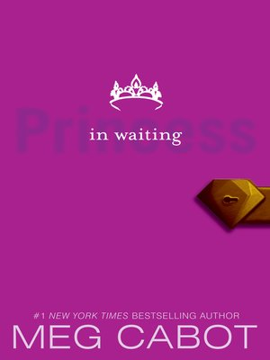 cover image of Princess in Waiting