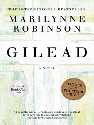 cover image of Gilead