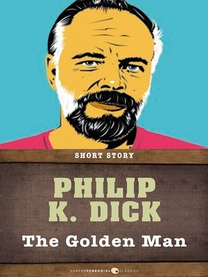 cover image of The Golden Man