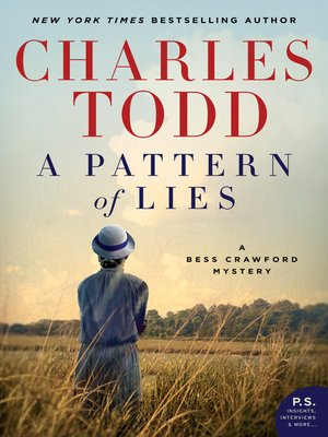cover image of A Pattern of Lies