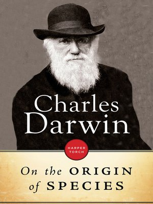 cover image of On the Origin of Species