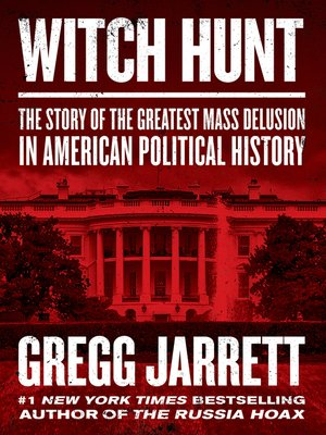 cover image of Witch Hunt