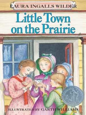 cover image of Little Town on the Prairie