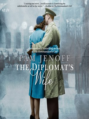 cover image of The Diplomat's Wife