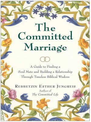 cover image of The Committed Marriage