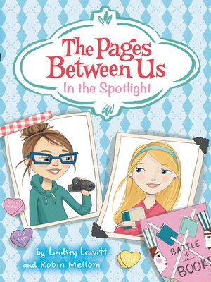 cover image of The Pages Between Us