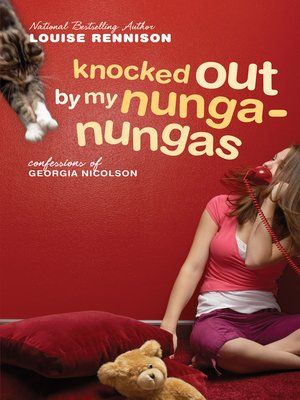 cover image of Knocked Out by My Nunga-Nungas