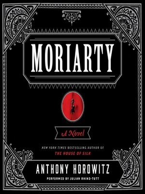 cover image of Moriarty