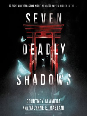 cover image of Seven Deadly Shadows