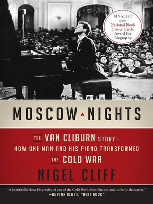 cover image of Moscow Nights
