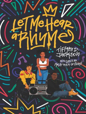 cover image of Let Me Hear a Rhyme