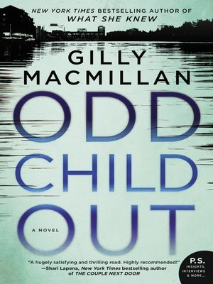 cover image of Odd Child Out