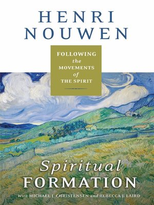 cover image of Spiritual Formation