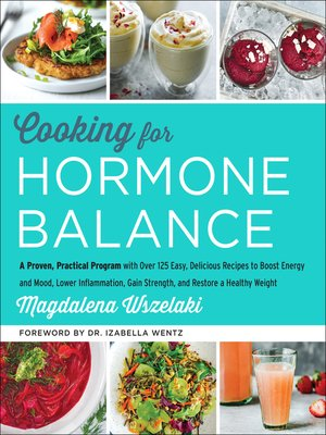 cover image of Cooking for Hormone Balance