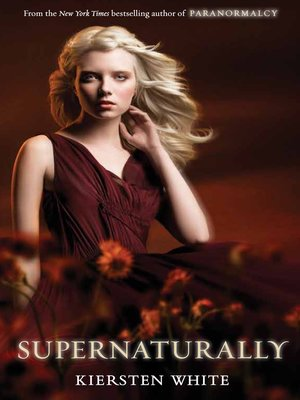 cover image of Supernaturally