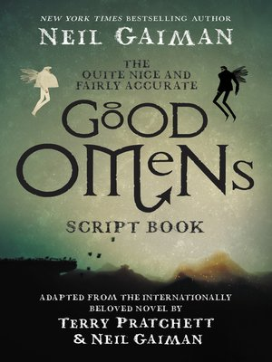 cover image of The Quite Nice and Fairly Accurate Good Omens Script Book