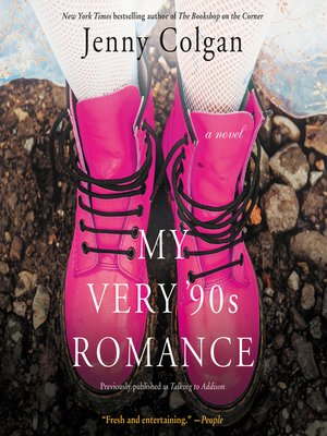 cover image of My Very '90s Romance